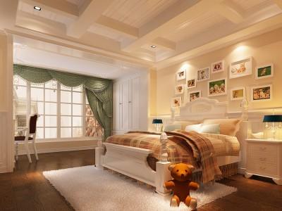 儿童房装修就选用集成墙